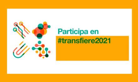 NUEVA FECHA DE FORO TRANSFIERE: 14 Y 15 DE ABRIL DE 2021