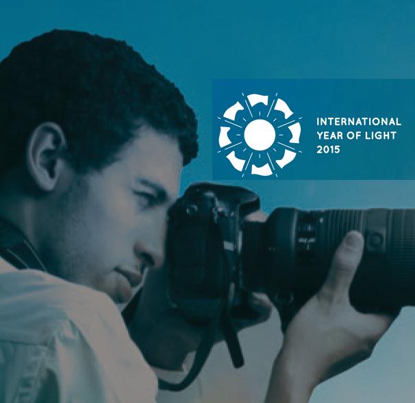Concurso fotográfico de SPIE con motivo del Año Internacional de la Luz