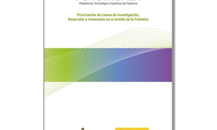 Disponible la Priorización de líneas de I+D+i de Fotónica21