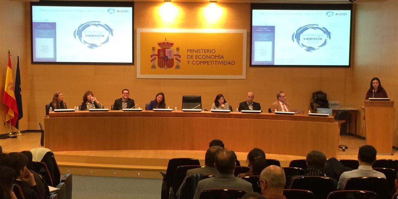 I Workshop temático sobre ideas de proyectos relacionados con ciudades inteligentes (GICI)