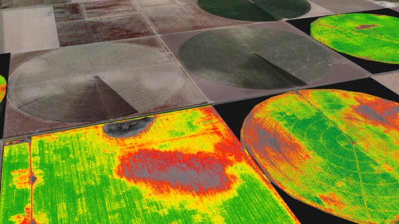 Imagen hiperespectral, una herramienta con futuro para drones