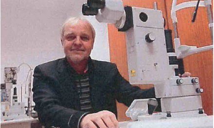Impact Story. El nuevo láser médico de Optotek reconocido como uno de los más importantes logros en Eslovenia