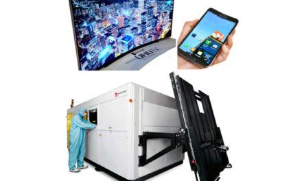 Impact Story. Las herramientas de producción que revolucionaron la fabricación de pantallas de Smartphones y Ulta HD-TVs