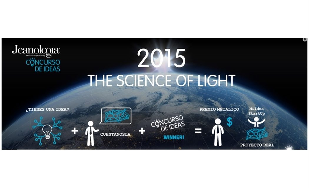 Jeanologia lanza el concurso de ideas 'The science of light'