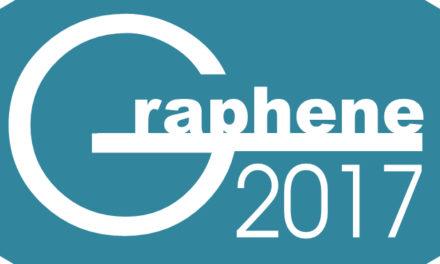 La Conferencia Graphene  2017 conecta Barcelona con la industria internacional basado en el grafeno.