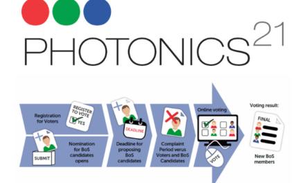 Resultados de las elecciones al BoS 2018-Photonics21