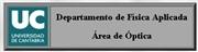 Universidad de Cantabria – Área de Óptica