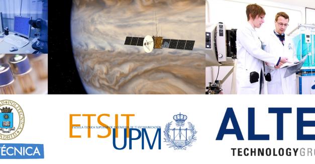 Seminario Cátedra Alter Technology: Photonics in Space Applications