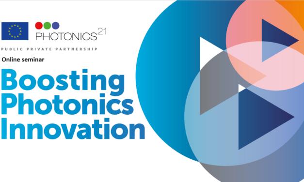Photonics21 Online Session: Horizon Europe «EIC Accelerator Call»