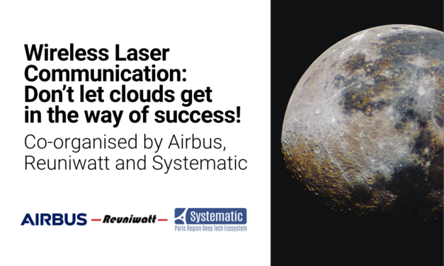Webinar – Wireless Laser Communication: Don't let clouds get in the way of success!