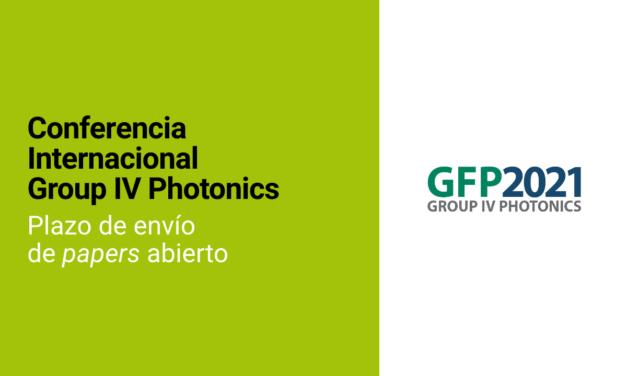 Presentación de papers IEEE Group IV Photonics International Conference