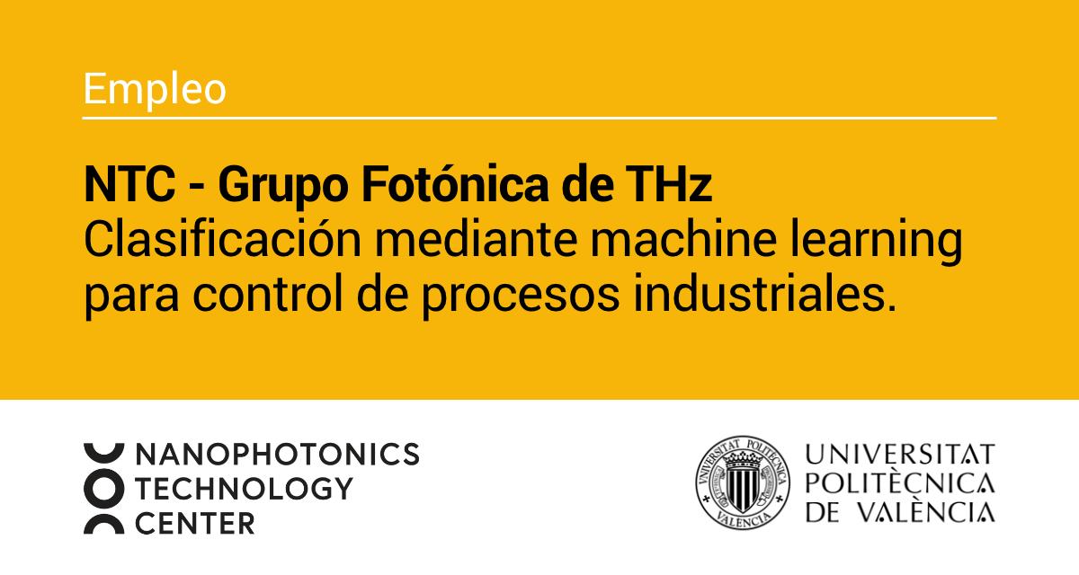 NTC – Grupo Fotónica de THz