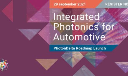 Integrated Photonics for Automotive – PhotonDelta roadmap launch