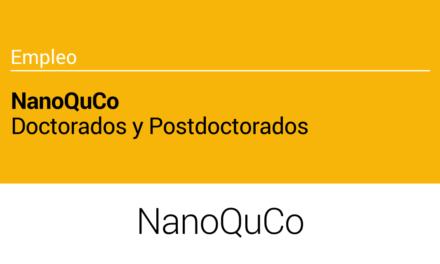 NanoQuCo – Doctorados y Postdoctorados
