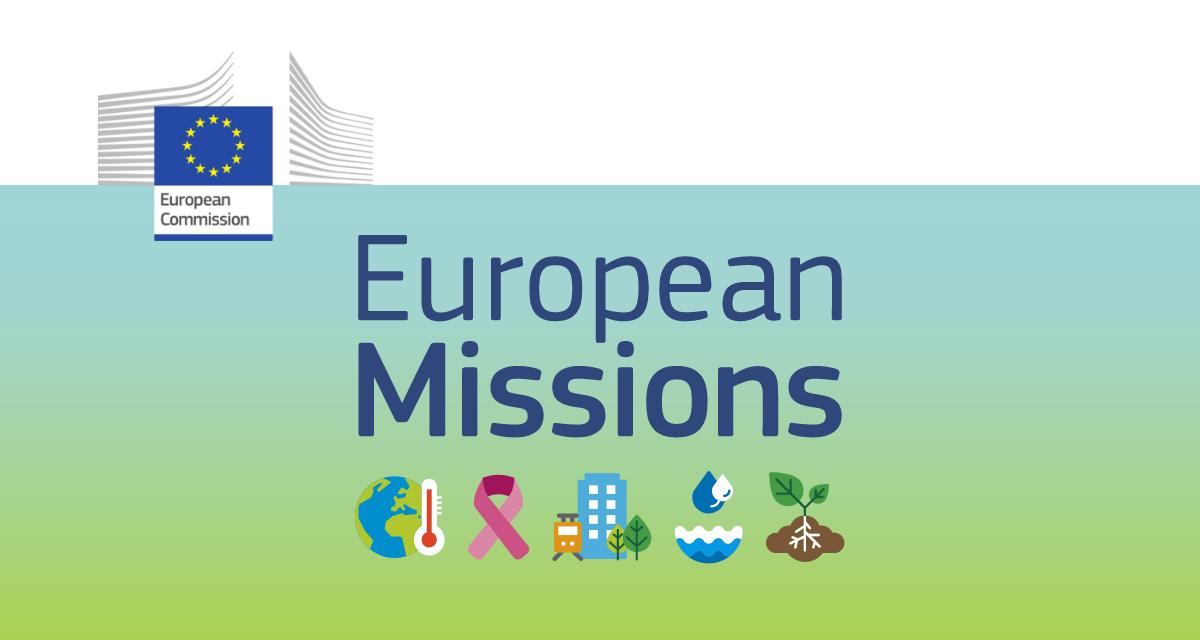 La UE lanza cinco nuevas misiones para innovar en áreas de interés para su comunidad
