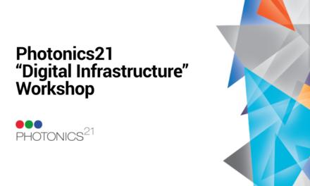 Photonics21 «Digital Infrastructure» Workshop