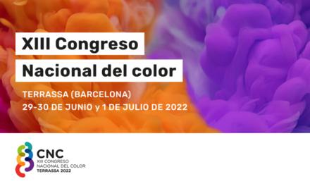 XIII Congreso Nacional del Color en Terrassa